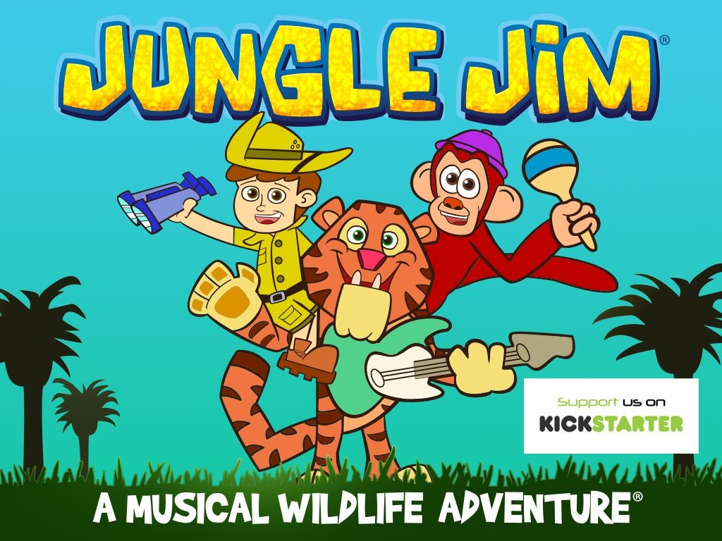 jungle jim kickstarter